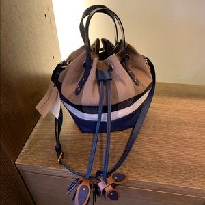 Burberry bucket bags authentic